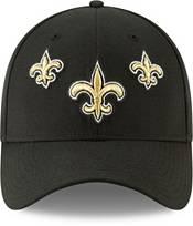 New Era Men's New Orleans Saints 2019 NFL Draft 39Thirty Stretch Fit Black Hat product image