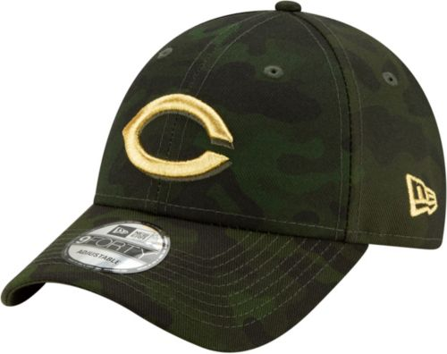 sneakers for cheap b3f93 37a00 New Era Men s Cincinnati Reds 9Forty Armed Forces Adjustable Hat.  noImageFound. Previous. 1. 2. 3