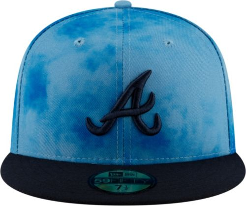 dd68e30ff67d5 New Era Men s Atlanta Braves 59Fifty 2019 Father s Day Fitted Hat ...