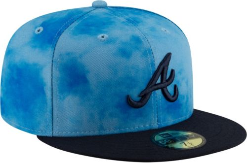 37c527233bb05 New Era Men s Atlanta Braves 59Fifty 2019 Father s Day Fitted Hat.  noImageFound. Previous. 1. 2. 3
