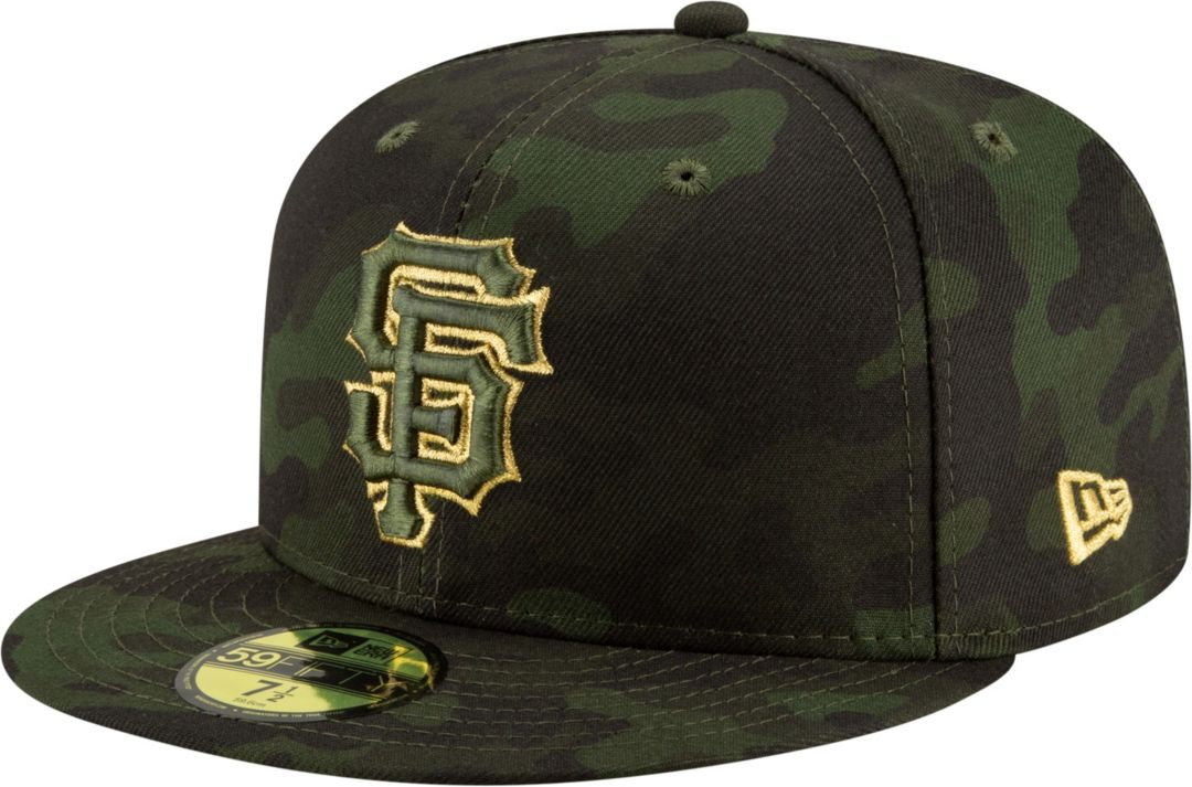 huge selection of 7cff8 ec7a5 New Era Men s San Francisco Giants 59Fifty Armed Forces Fitted Hat.  noImageFound. Previous. 1. 2. 3