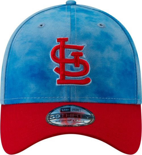 detailed look 84423 92f17 New Era Men s St. Louis Cardinals 39Thirty 2019 Father s Day Stretch Fit Hat