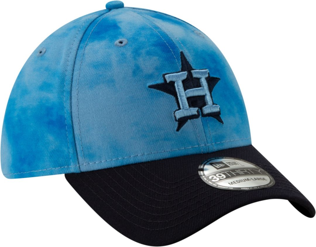 low priced 808fb e48eb New Era Men s Houston Astros 39Thirty 2019 Father s Day Stretch Fit ...