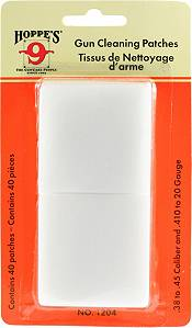 Hoppe's Gun Cleaning Patches – Bulk Pack product image