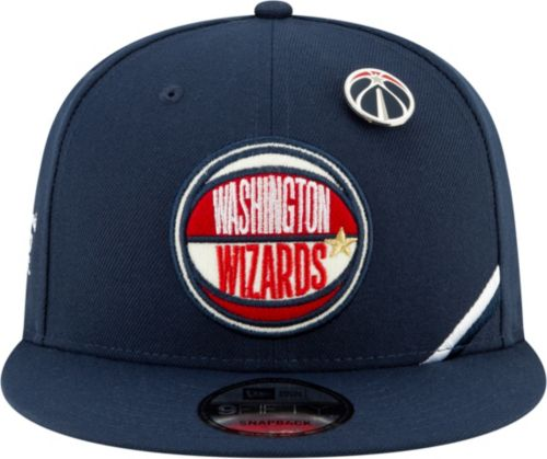 new style 2ef91 8c533 New Era Men s Washington Wizards 2019 NBA Draft 9Fifty Adjustable Snapback  Hat. noImageFound. Previous. 1. 2