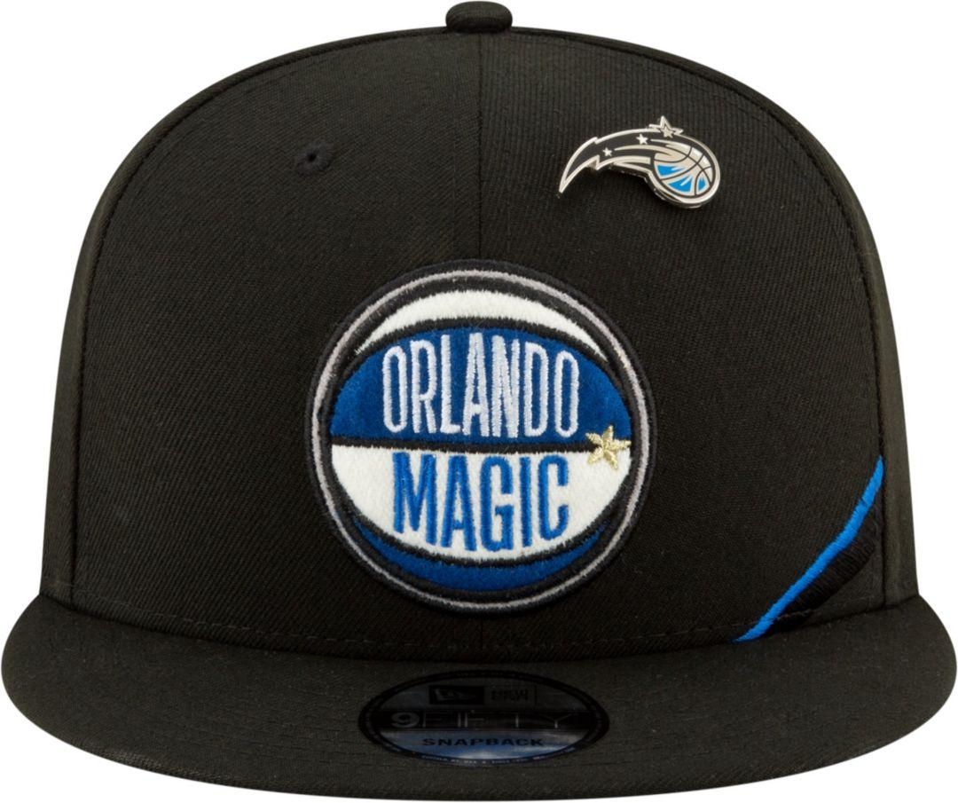 best website ecb9f 82b7e New Era Men s Orlando Magic 2019 NBA Draft 9Fifty Adjustable Snapback Hat