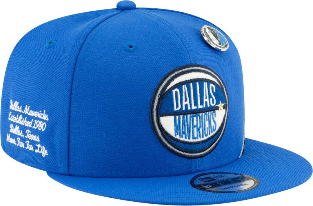 quality design 3b4cd efab7 New Era Men s Dallas Mavericks 2019 NBA Draft 9Fifty Adjustable Snapback Hat.  noImageFound. Previous. 1. 2. 3