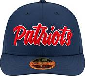 New Era Men's New England Patriots Sideline Home 59Fifty Fitted Hat product image