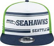New Era Men's Seattle Seahawks Sideline Home 9Fifty Adjustable Hat product image