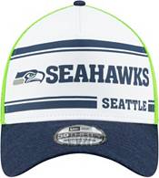 New Era Men's Seattle Seahawks Sideline Home 39Thirty Stretch Fit Hat product image