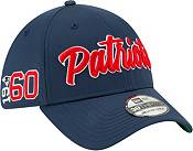 New Era Men's New England Patriots Sideline Home 39Thirty Stretch Fit Hat product image