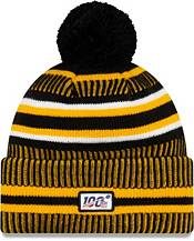 New Era Men's Pittsburgh Steelers Sideline Home Sport Pom Knit Hat product image