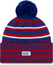New Era Men's New York Giants Sideline Home Sport Pom Knit Hat product image