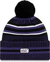 New Era Men's Baltimore Ravens Sideline Home Sport Pom Knit product image
