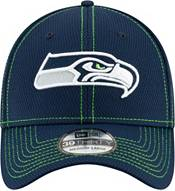 New Era Men's Seattle Seahawks Sideline Road 39Thirty Stretch Fit Hat product image