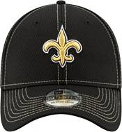 New Era Men's New Orleans Saints Sideline Road 39Thirty Stretch Fit Hat product image