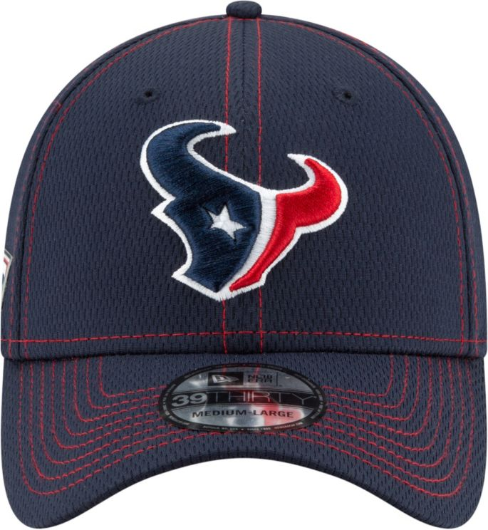 speical offer in stock brand new New Era Men's Houston Texans Sideline Road 39Thirty Stretch Fit ...
