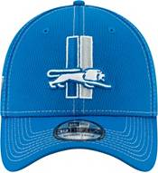 New Era Men's Detroit Lions Sideline Road 39Thirty Stretch Fit Hat product image