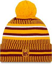 New Era Men's Washington Redskins Sideline Home Sport Pom Knit product image