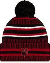 New Era Men's Arizona Cardinals Sideline Home Sport Pom Knit Hat product image
