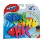 SwimWays Fish Styx Pool Diving Sticks product image