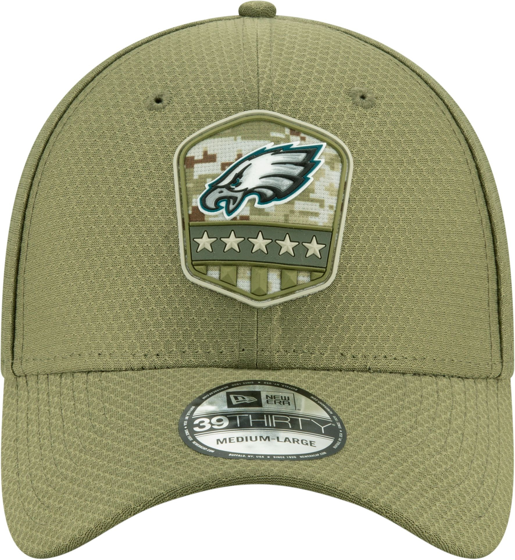 eagles salute to service cap