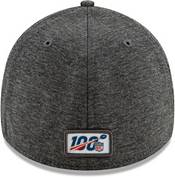 New Era Men's New York Giants Sideline Crucial Catch 39Thirty Graphite Stretch Fit Hat product image