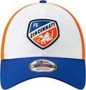 New Era FC Cincinnati 9Twenty Away Jersey Adjustable Hat product image