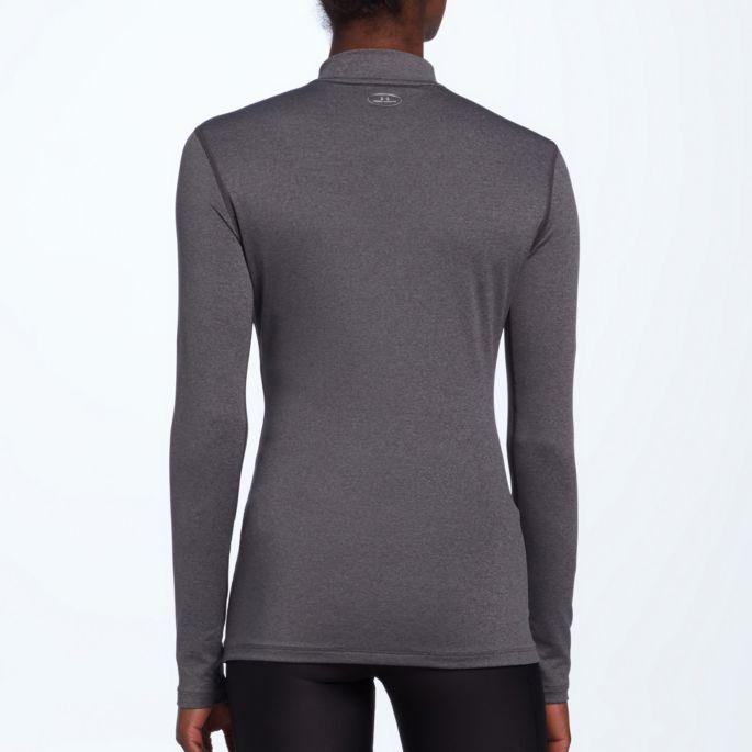 exclusive deals designer fashion official supplier Under Armour Women's Fitted ColdGear Mockneck Shirt | DICK'S ...