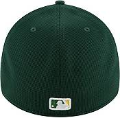 New Era Men's Oakland Athletics Green 39Thirty Clubhouse Stretch Fit Hat product image