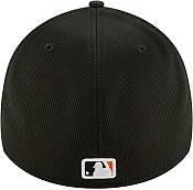 New Era Men's Baltimore Orioles Black 39Thirty Clubhouse Stretch Fit Hat product image