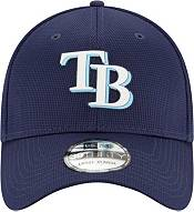 New Era Men's Tampa Bay Rays Navy 39Thirty Clubhouse Stretch Fit Hat product image