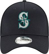 New Era Men's Seattle Mariners Navy 39Thirty Clubhouse Stretch Fit Hat product image