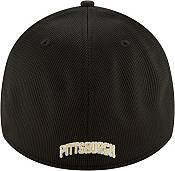 New Era Men's Pittsburgh Pirates Black 39Thirty Clubhouse Stretch Fit Hat product image