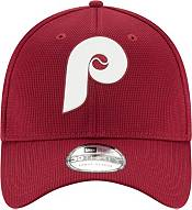 New Era Men's Philadelphia Phillies Maroon 39Thirty Clubhouse Stretch Fit Hat product image