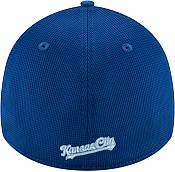 New Era Men's Kansas City Royals Royal 39Thirty Clubhouse Stretch Fit Hat product image