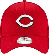 New Era Men's Cincinnati Reds Red 39Thirty Clubhouse Stretch Fit Hat product image
