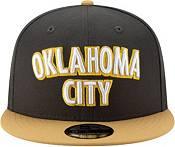 New Era Men's Oklahoma City Thunder 9Fifty City Edition Adjustable Snapback Hat product image
