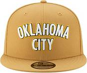 New Era Men's Oklahoma City Thunder 9Fifty City Edition Adjustable Snapback Hat product image
