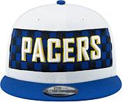 New Era Men's Indiana Pacers 9Fifty City Edition Adjustable Snapback Hat product image