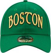 New Era Men's Boston Celtics 9Twenty City Edition Adjustable Hat product image