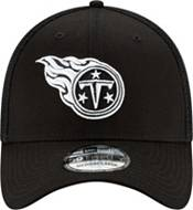 New Era Men's Tennessee Titans Black 9Forty Trucker Adjustable Hat product image