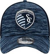 New Era Men's Sporting Kansas City Classic 39Thirty On Field Stretch Fit Hat product image