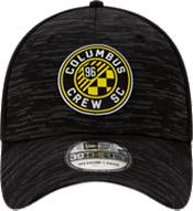 New Era Men's Columbus Crew Classic 39Thirty On Field Stretch Fit Hat product image