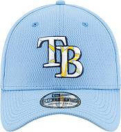 New Era Men's Tampa Bay Rays 39Thirty Blue Batting Practice Stretch Fit Hat product image
