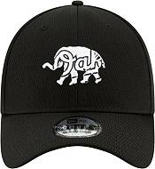 New Era Men's Oakland Athletics 39Thirty Black Batting Practice Stretch Fit Hat product image