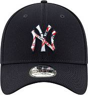 New Era Men's New York Yankees 39Thirty Navy Batting Practice Stretch Fit Hat product image