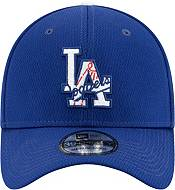 New Era Men's Los Angeles Dodgers 39Thirty Blue Batting Practice Stretch Fit Hat product image