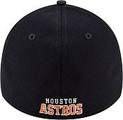 New Era Men's Houston Astros 39Thirty Navy Batting Practice Stretch Fit Hat product image