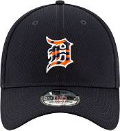 New Era Men's Detroit Tigers 39Thirty Navy Batting Practice Stretch Fit Hat product image